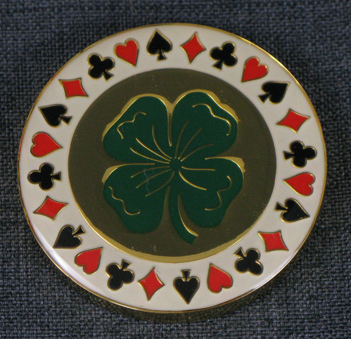 poker lucky charms