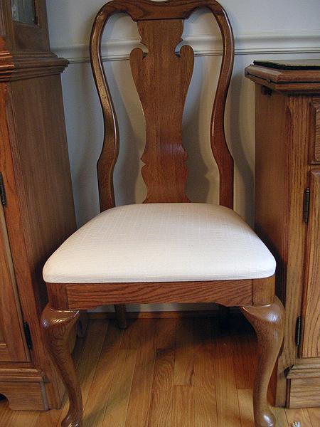 Thomasville Dining Room Oak Table Chairs Server Cabinet Ebay