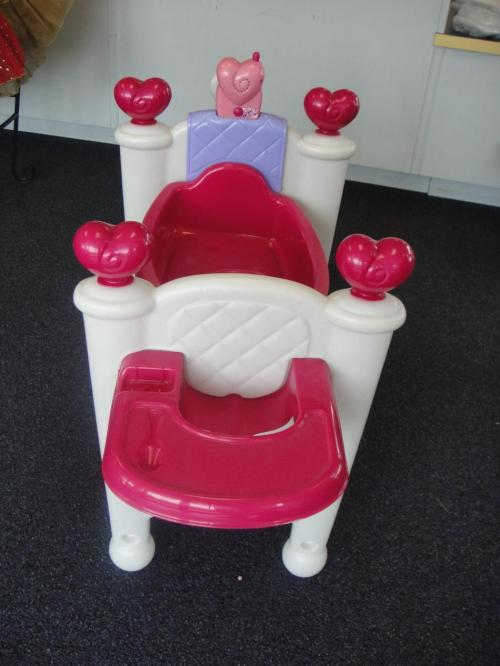 Toy Baby Doll Center : Little tikes baby doll nursery center swing bath table