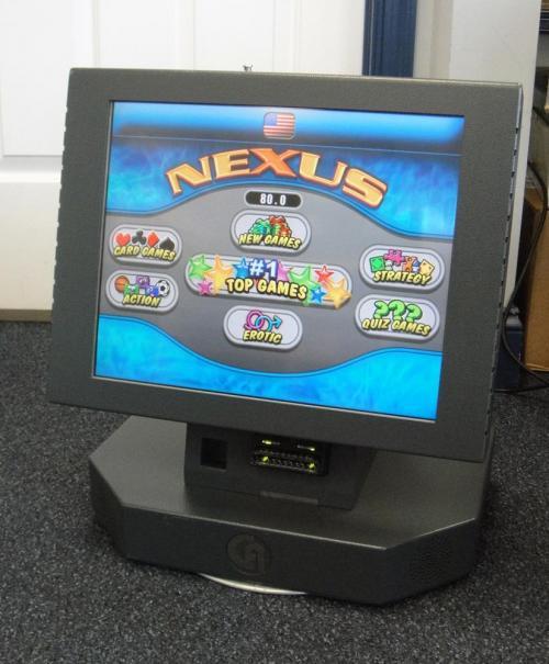 Nexus Countertop S2 2 2 Video Game Arcade Machine