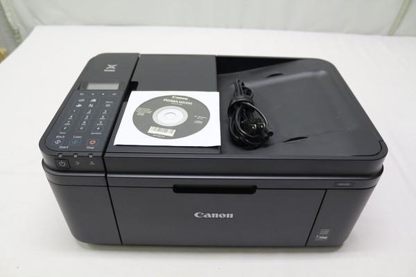 canon pixma mx490 wireless office all in one printer copier scanner fax machine ebay. Black Bedroom Furniture Sets. Home Design Ideas