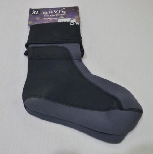 Orvis rod tackle fishing neoprene gravel guard socks for Fishing rod socks
