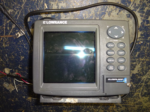 Lowrance Global Map 3500c Fish Finder Ebay