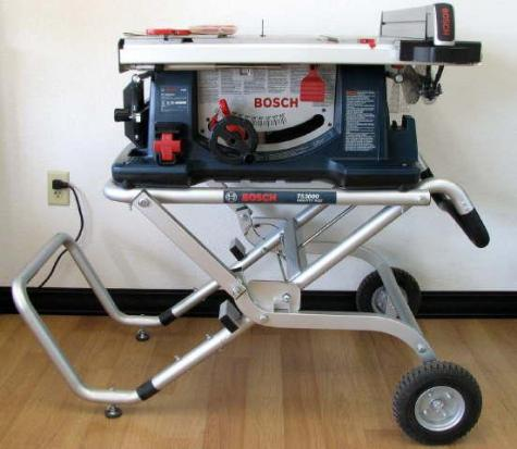 Bosch 10 Table Saw Model 4100 W Instructions Ts3000 Gravity Rise Stand Ebay