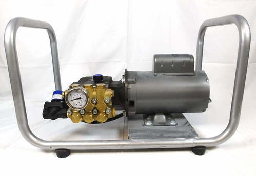 Baldor motor 115 208 230v 75hp legacy pump 1 gpm model for Rice pump and motor