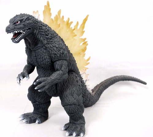 Bandai Godzilla vs Megaguirus Vinyl Toys w/Mini Figures ...