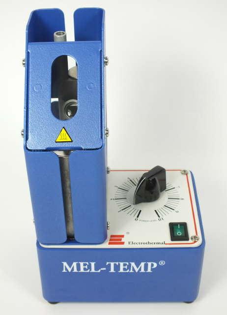 electrothermal mel temp 1001d melting point apparatus new