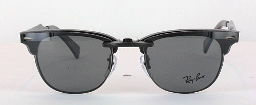 ray ban clip on sunglasses clubmaster  custom fit polarized clip on sunglasses for ray ban rb6295 49x21 6295