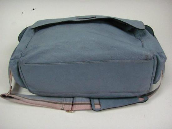 diaper bag designer sale  blue diaper