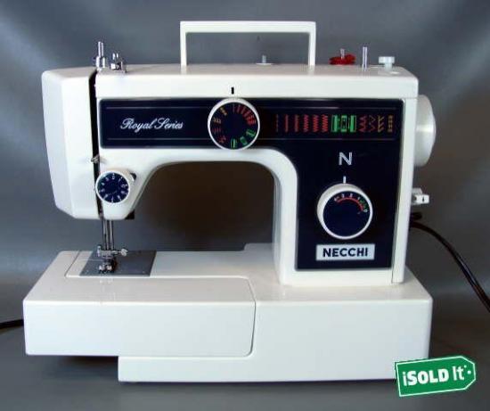 necchi 3205fa sewing machine