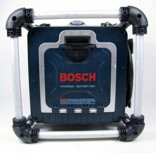 Bosch pb10 cd powerbox job site stereo radio cd battery for Bosch outlet