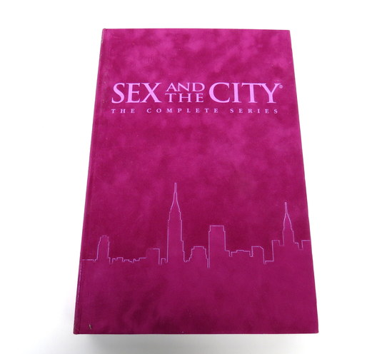 sex and the city gift box