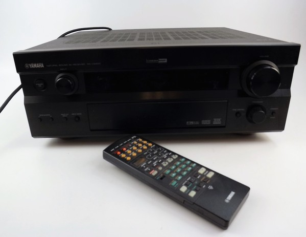 How To Work A Yamaha Natural Sound Av Receiver