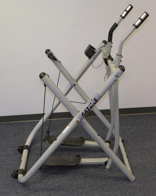 gazelle glider machine
