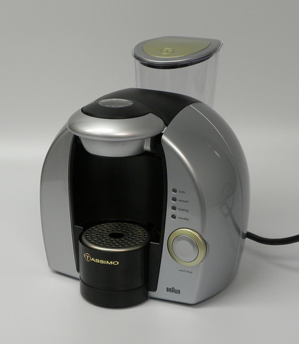 Coffee Maker Braun : Braun Tassimo 3107 Single Cup Coffee/Tea/Espresso/Cappuccino Maker eBay