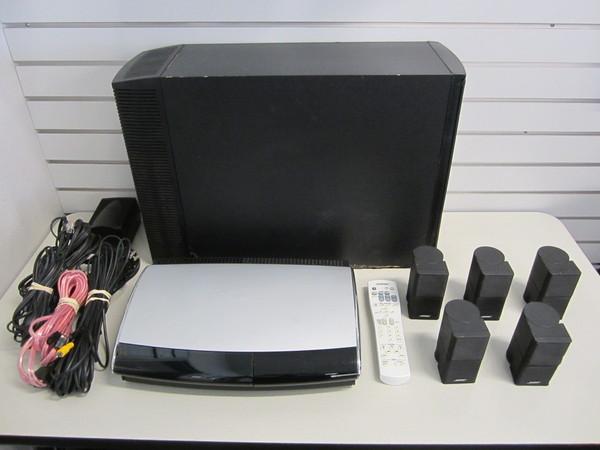 bose lifestyle 28 5 1 surround sound speaker system. Black Bedroom Furniture Sets. Home Design Ideas