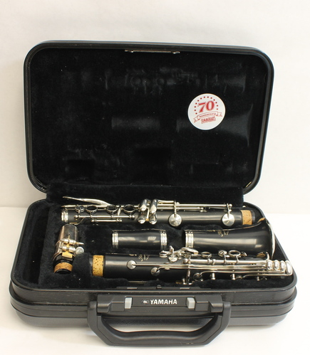 Yamaha advantage ycl 200ad student clarinet auctions buy for How much is a used yamaha clarinet worth