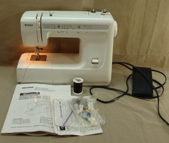 sears kenmore sewing machine model 385 manual