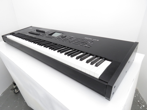 yamaha motif xf8 keyboard 86792941868 ebay. Black Bedroom Furniture Sets. Home Design Ideas