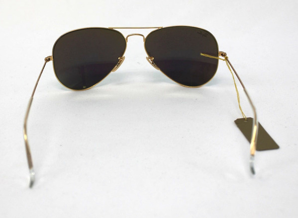 ray ban original aviator sunglasses  matte aviator