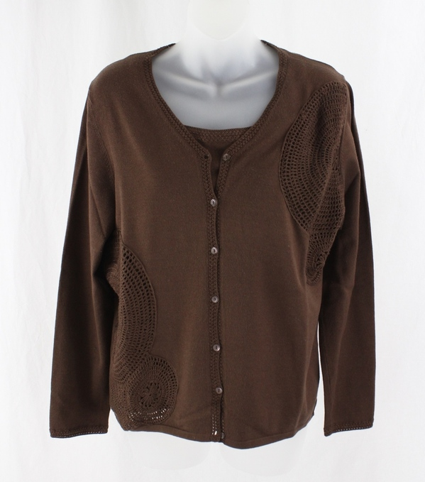 Women's Plus Size Sweaters: Sizes Our plus size sweaters are a classic closet staple that never get old. Both figure flattering and fashion forward sweaters are a .
