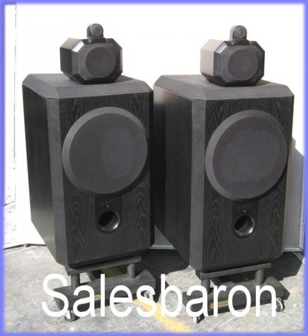 B&W 801 Matrix Anniversary Speakers http://www.ebay.com/itm/B-W-Matrix-801-Anniversary-Limited-Edition-Monitor-Speakers-Sound-Anchor-Stands-/190579121046