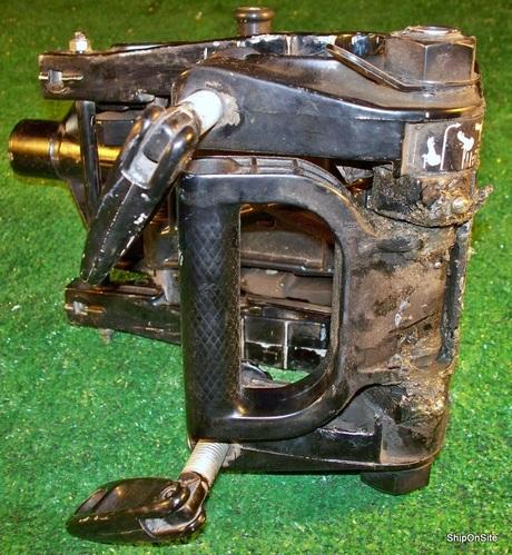 1988 mercury 9 9 15 hp outboard motor swivel bracket for Outboard motor brackets for sale