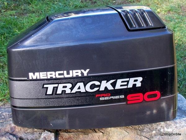 1990 39 s mercury tracker pro series 90 hp outboard motor for Mercury 90 hp outboard motor