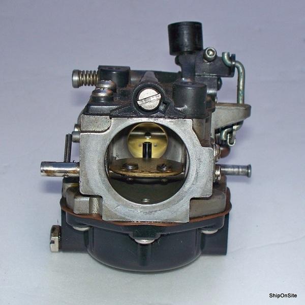 Omc johnson evinrude 9 9 15 hp outboard motor carburetor for 9 9 hp outboard motors