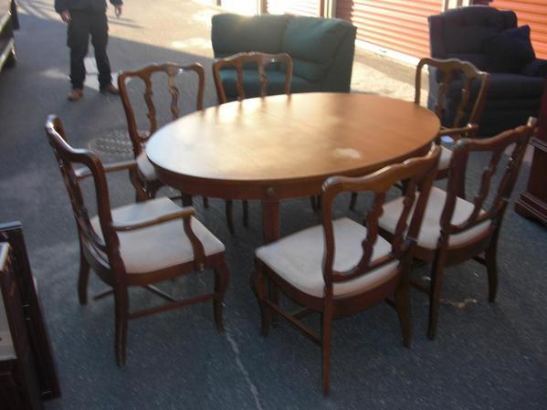 antique ebert furniture company cherry dining room set ebay