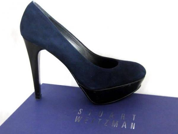Free shipping BOTH ways on navy blue suede pumps, from our vast selection of styles. Fast delivery, and 24/7/ real-person service with a smile. Click or call