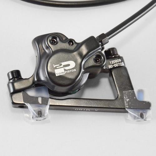 Mountain Bike Disc Brake Set 160mm Brake Disc Rotor Front/&Rear Disc Brake Set
