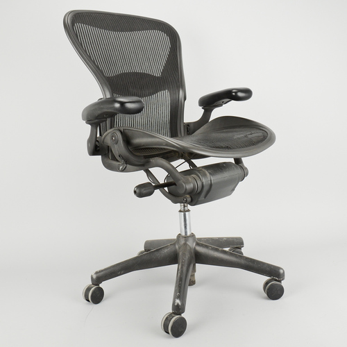 details about herman miller aeron chair highly adjustable office chair