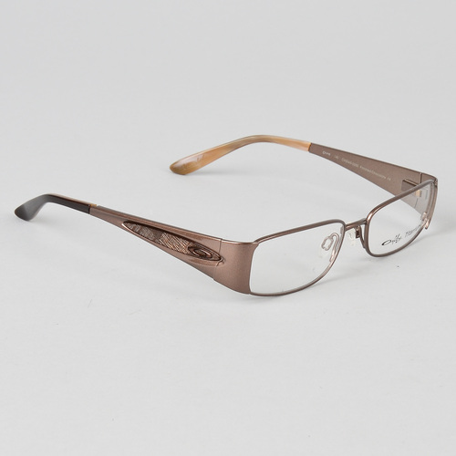 Oakley Anecdote Womens Eyeglasses Polished Chocolate Frame