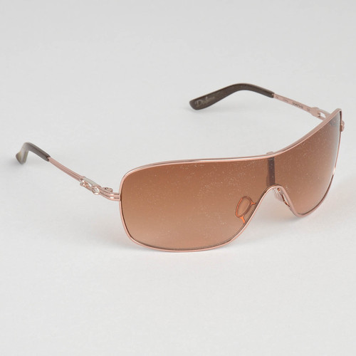 Oakley Gold Frame Sunglasses : Oakley Distress Womens Sunglasses Rose Gold Frame VR50 ...