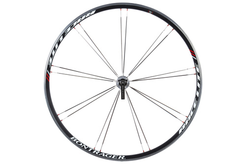 bontrager race lite road bike front wheel 700c alloy