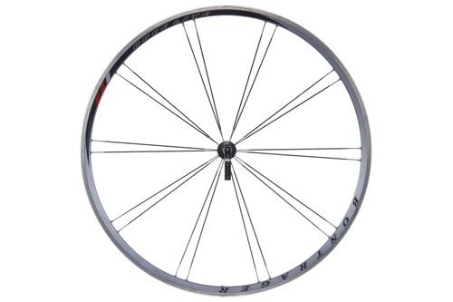 bontrager race elite road bike front wheel 700c aluminum