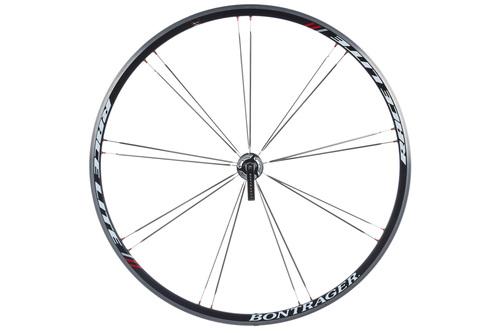 bontrager race lite road bike front wheel 700c rim brake