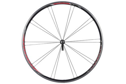 bontrager race lite road bike front wheel aluminum