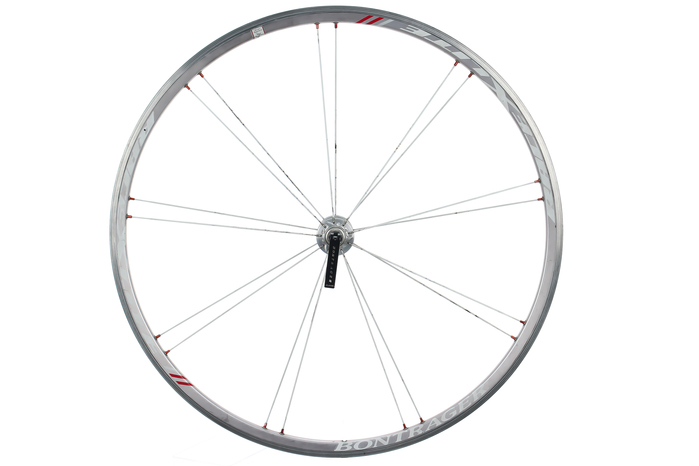 bontrager race x lite road bike front wheel 700c aluminum clincher quick release ebay. Black Bedroom Furniture Sets. Home Design Ideas