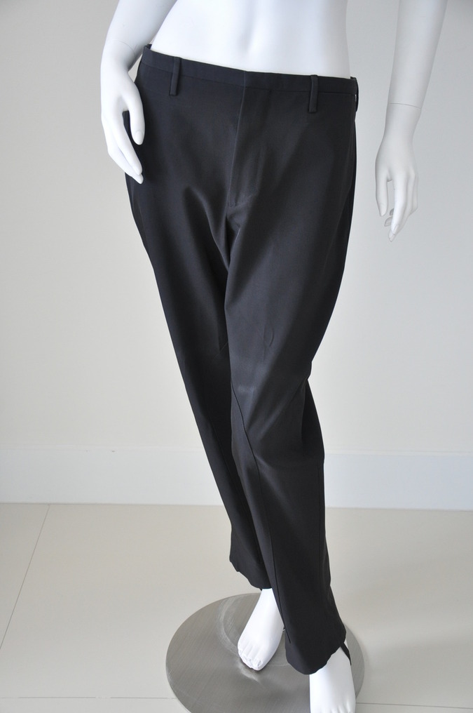 Stirrup pants re-imagined in a soft knit blend. They're made to stretch and have a full elastic waist for better comfort. Tapered legs. Polyester/rayon/londonmetalumni.ml: ()