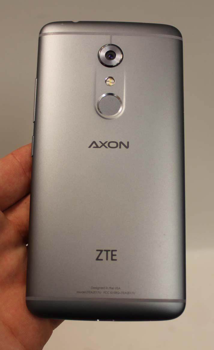 zte axon 7 64gb unlocked with GoPro Hero