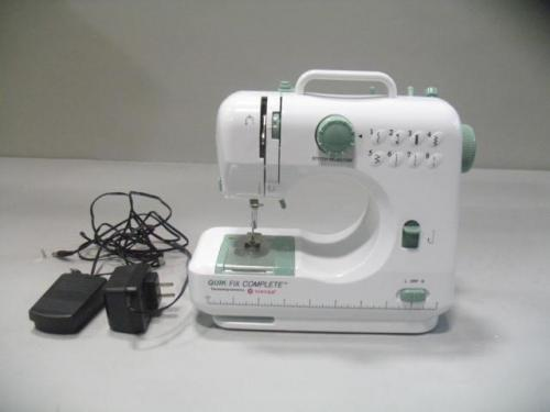 fix sewing machine