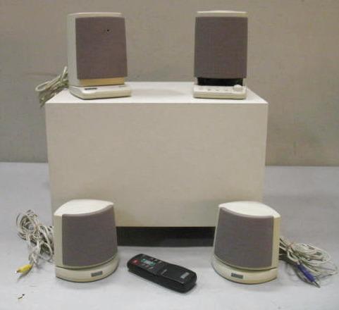 How do i hook up altec lansing acs 31 speakers - Fixya