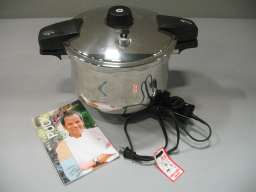 wolfgang puck 8qt pressure cooker manual