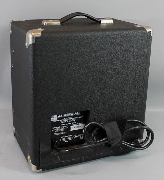 Vintage Fender Frontman 15B, PR 260, Guitar Amp Amplifier ...