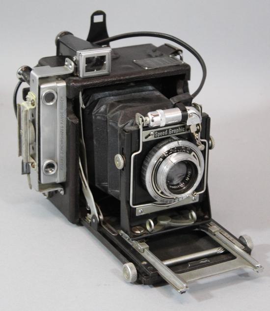 Agree Vintage calumet 4x5 cameras