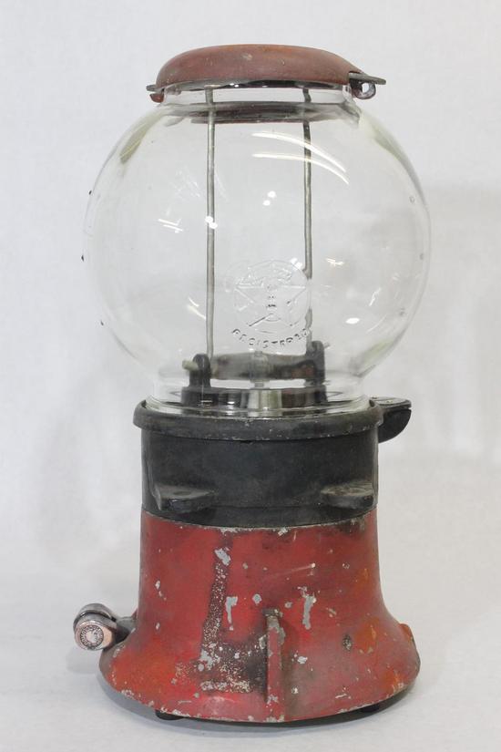 gumball machine antique