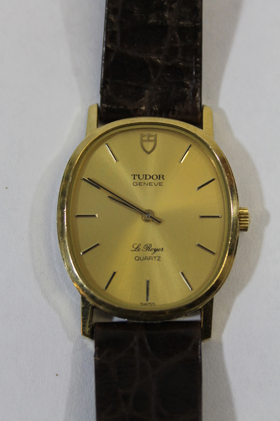 Authentic rolex tudor geneve le royer swiss ladies wristwatch nr for Tudor geneve watches
