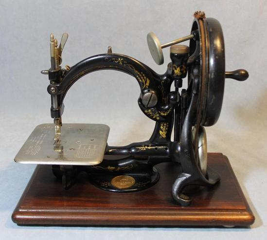 from Samir dating willcox and gibbs sewing machines